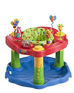 Evenflo Delux Developmental Activity Center, Circus (Discontinued by Manufacturer)
