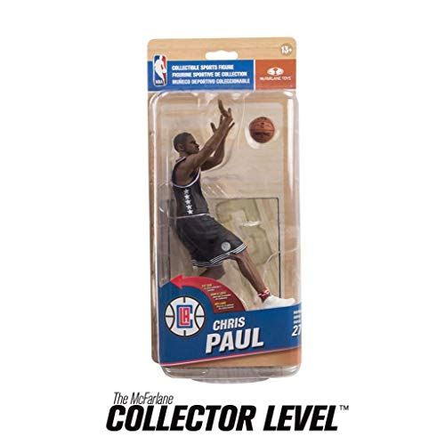- McFarlane Toys NBA Series 27 Action Figure Chris Paul (Silver Level Variant) All Star West Uniform