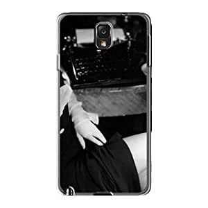 Samsung Galaxy Note3 YyW7504bXRC Allow Personal Design Trendy Papa Roach Pictures Shock-Absorbing Cell-phone Hard Cover -CristinaKlengenberg