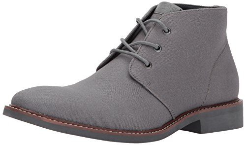 Guess Men's JOEYS3 Oxford, Grey, 9 Medium US