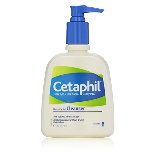 Cetaphil Daily Facial Cleanser Normal