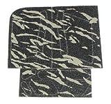 Decal Grip Sand Dark Earth Tiger Stripe fits G19,23,25,32,38