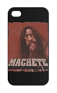 poster machete Iphone 5-5s plastic case