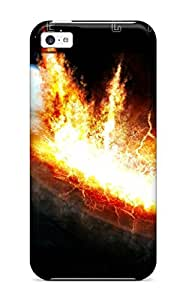 Aarooyner Iphone 4/4s Hard Case With Fashion Design/ MHQYlcU9844WAIAm Phone Case