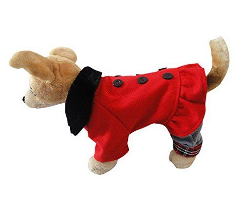 SELMA (Boy And Girl Matching Dog Costumes)
