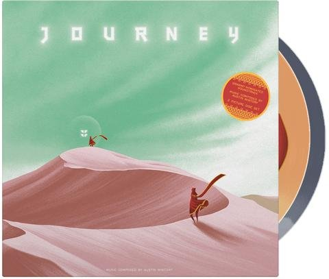 Official Journey Vinyl Soundtrack