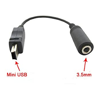 Usb A Type To 3 5mm Jack Plug Audio Data Cable Wiring ... A Mini Usb Cable Wiring Diagram To An Earphone on