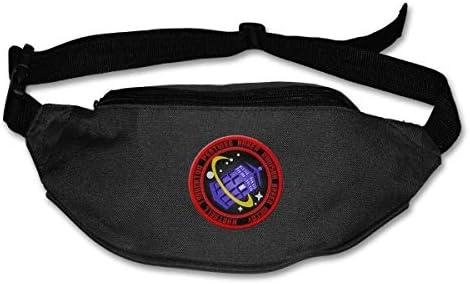 アーリードクターズミッションパッチユニセックスアウトドアファニーパックバッグベルトバッグスポーツウエストパック