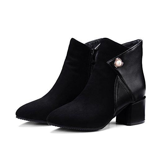 Femme Noir Sxc02400 AdeeSu Sandales Compensées qwAgPIMtfM