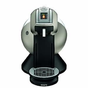Krups Dolce Gusto Creativa + KP 2609 Máquina de café en cápsulas Gris - Cafetera (Máquina de café en cápsulas, Gris, LCD, Cápsula de café, 15 bar, 1500 W)