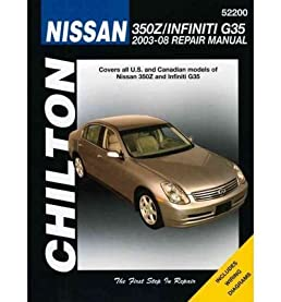 Infiniti auto repair manual open source user manual nissan 350z infiniti automotive repair manual 03 08 chilton s rh amazon com do yourself car repair manual 1999 club car repair manual solutioingenieria