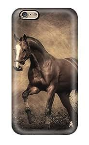 High Grade ZippyDoritEduard Flexible Tpu Case For Iphone 6 - Horse