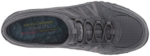 Femme Baskets Easy Enfiler Breathe Skechers Moneybags wgqZZX