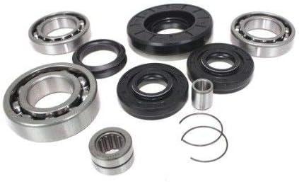BossBearing Front Wheel Bearings Seals Kit for Honda TRX500FE Foreman 4x4 ES 2005 2006 2007 2008