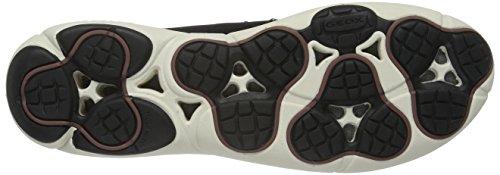 Geox D Nebula G, Zapatillas para Mujer Schwarz (BLACKC9999)