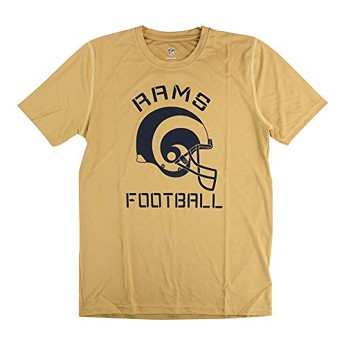 Outerstuff Los Angeles Rams NFL Youth Gold Downhill Rusher Performance T-Shirt – DiZiSports Store