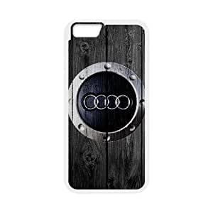 iPhone6s Plus 5.5 inch Phone Case White Audi ZDC426185
