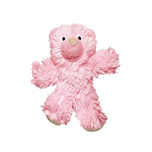 KONG – Kitten Teddy Bear (Assorted Colors)