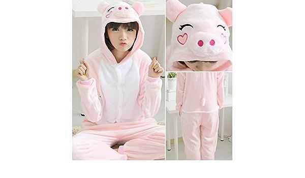 JYLW Pijamas Invierno Mujer Conjuntos De Pijamas De ...