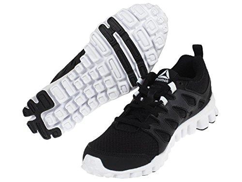 Reebok Chaussures Running L Noir 4 Reaflex 0 Black USFwXUqr