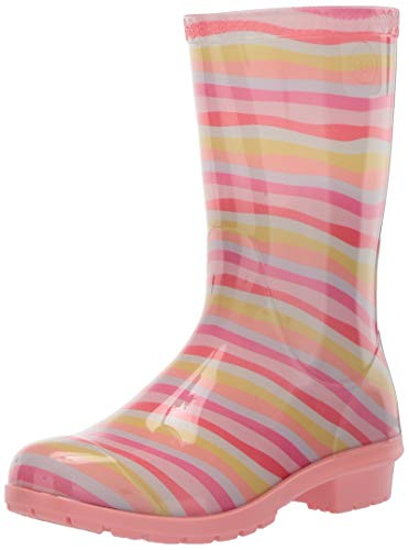 UGG K RAANA Mural Rain Boot Rainbow 13 M US Little for sale  Delivered anywhere in USA