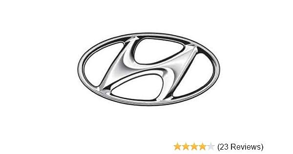 front grille H Symbol Mark Emblem Badge for 2007 2008 2009 2010 Hyundai Elantra