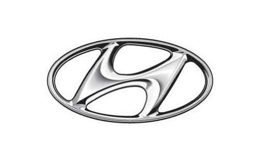 Amazon Com Hyundai Genuine Accessories 86300 3a000 Logo Emblem
