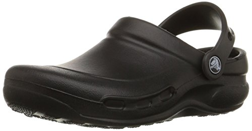 Best crocs Unisex Specialist Clog, Black, 10 US Men / 12 US Women