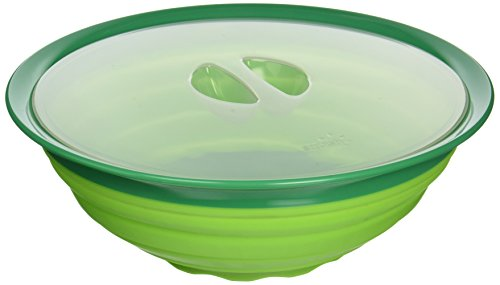 collapsible silicone mixing bowls - 7