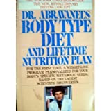 Dr. Abravanel's Body Type Diet and Lifetime Nutrition Plan, Elliot D. Abravanel, 0553239732