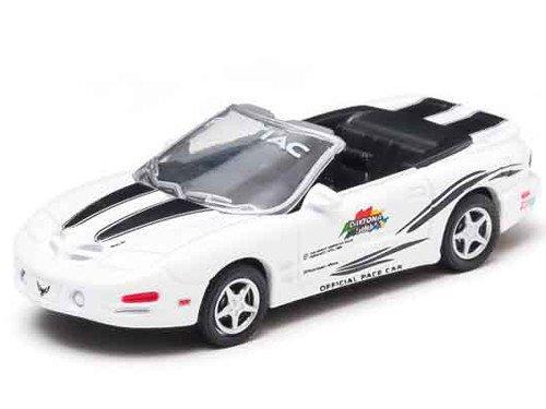 Daytona 500 Pace Car (GreenLight Motor World Pace Cars - 1999 Pontiac Firebird T/A Daytona 500 Pace Car 1:64 Scale)