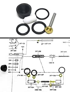 Amazon com: Benjamin & Sheridan Repair Kit, Fits Some Post