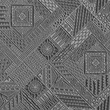 Cool Tools - Flexible Mega Tile - Geo Quilt - 9.25'' X 6''