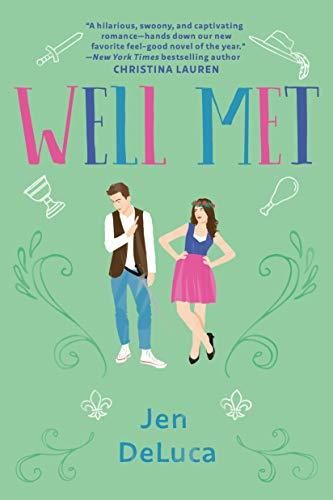Well Met by [DeLuca, Jen]