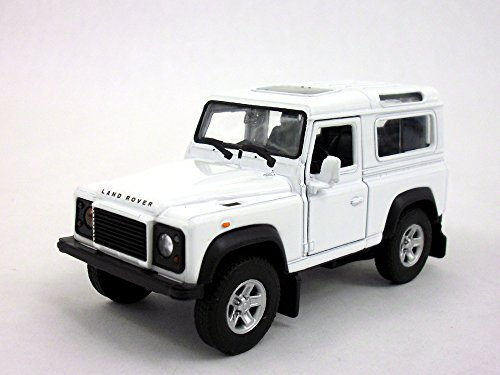Review Land Rover Defender 1/32