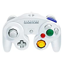 Official Nintendo White Classic Gamecube Controller