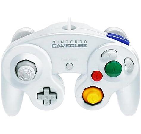 Game Cube Controller White: Amazon.es: Videojuegos