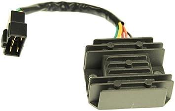 Regler//Gleichrichter f/ür Kymco Super 9 AC 50