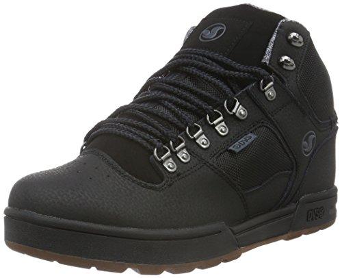 DVS Shoes Westridge, Zapatillas de Skateboarding para Hombre Negro - Schwarz (Black Navy 009)