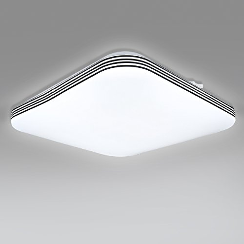 B right Ultra thin Square Ceiling 13 Inch product image