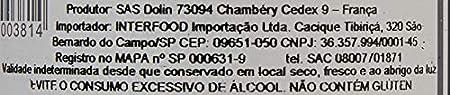 DOLIN TINTO- VERMOUTH DE CHAMBÉRY - VOL. 16% - 75CL
