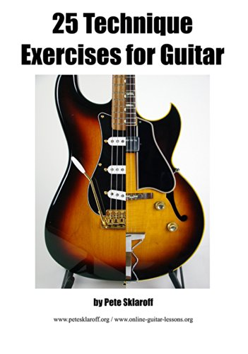 Speed Picking Exercises - 3