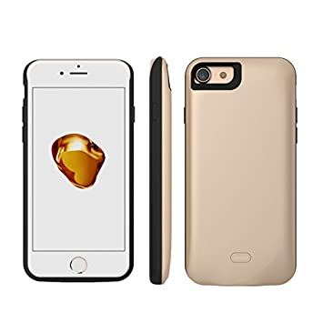 Banath Funda Batería iPhone 7, 2600mAh Polímero de Litio ...