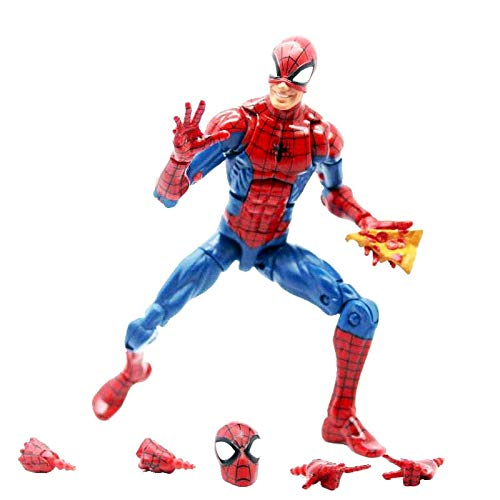 PAPRING Action Figure 6 inch Hot PVC Figures Toy Small Toys Mini Model Figurine Gifts Christmas Halloween Birthday Gift Collection Collectible Movie for Kids Adults -