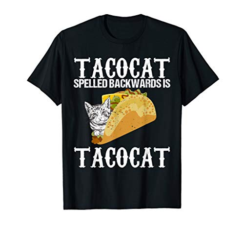 Funny Taco Cat Tacocat Shirt Men Women Kids Youth Boy Gift ()
