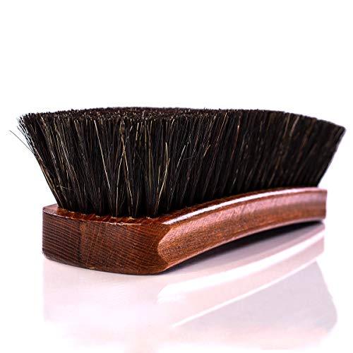 horse hair boot brush - 9