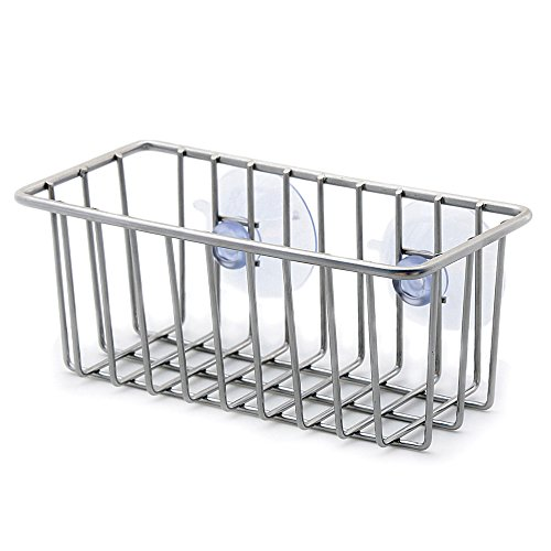 Kindred FSB100 Stainless Steel Universal Sponge Basket with Suction Cups (Kindred Dish)