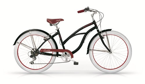 Bicicletta Donna Cruiser 26 Honolulu Mbm