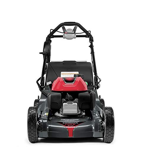 Honda 662310 21 in. GCV200 4-in-1 Versamow System Walk Behind Mower w/Clip Director, MicroCut Twin Blades & Self Charging Electric (Best Honda Electric Lawn Mowers)