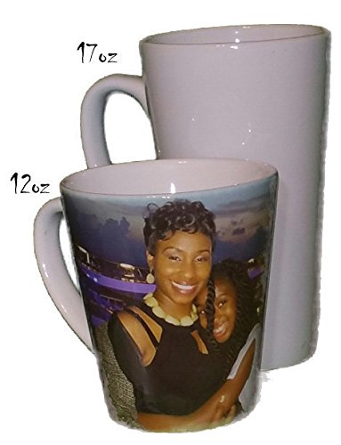 Personalized Photo 12oz Latte Mug (Personalized Photo Mugs compare prices)